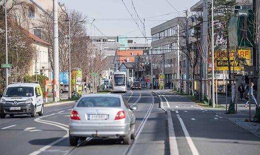 Verkehr in Graz