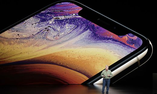 Apple zeigt das iPhone XS