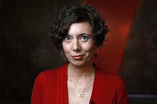 Die Schriftstellerin Eva Menasse