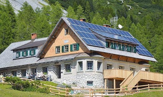 Die Klagenfurter Hütte hat seit Freitag wieder geöffnet