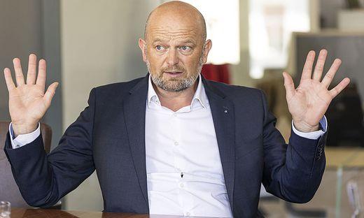 Christian Kresse ist seit 2010 Chef der Kärnten Werbung