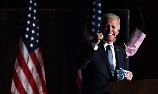 Joe Biden könnte zum Mann der Stunde werden