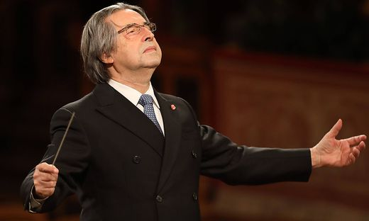 Stardirigent Riccardo Muti feierte unlängst seinen 80. Geburtstag