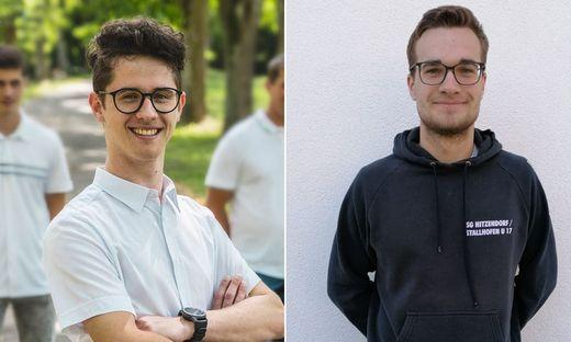Manuel Sammer und Michael Fürst