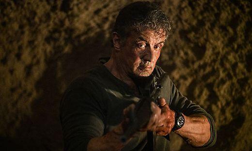 Rambo 5 mit Sylvester Stallone.