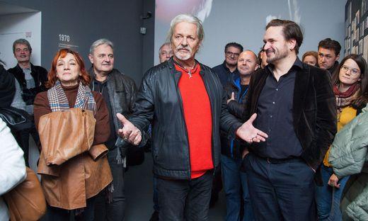 Thomas Spitzer zu Gast in Graz