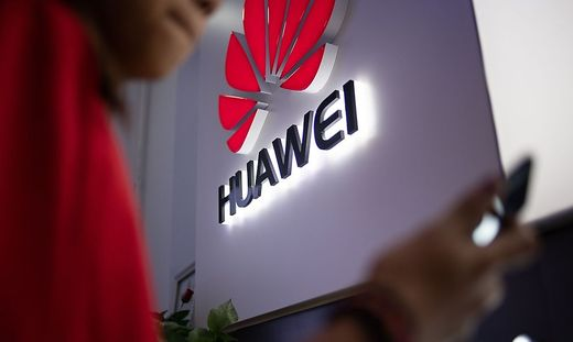 FILES-US-CHINA-TRADE-DIPLOMACY-HUAWEI