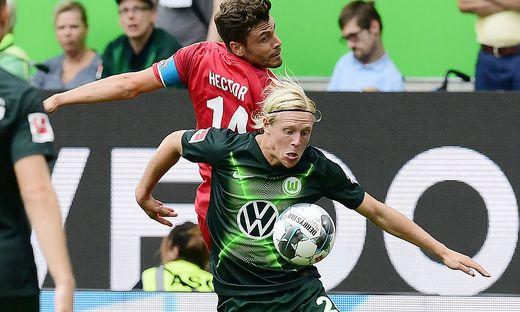 Schlagers Bundesliga-Debüt ist geglückt