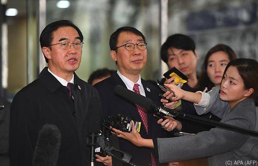 Süd- und Nordkorea bereiten Gipfeltreffen vor