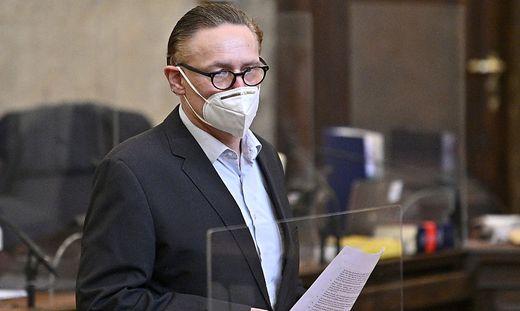 Ex-FPÖ-Mandatar Thomas Schellenbacher.