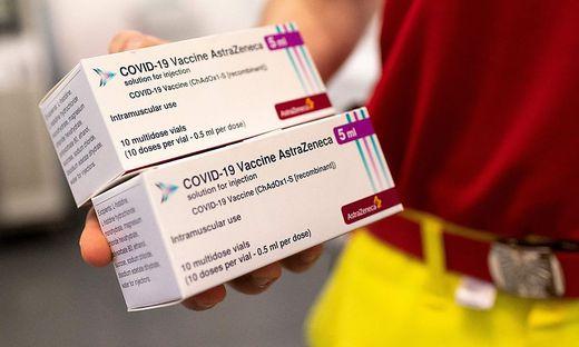 AstraZeneca, Impfung, EMA