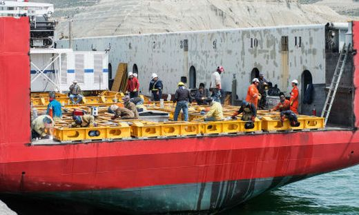 Vermisstes U-Boot: Wasser in Schnorchel verursachte Brand