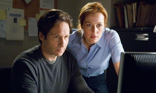 Bewährtes Team: Mulder und Scully