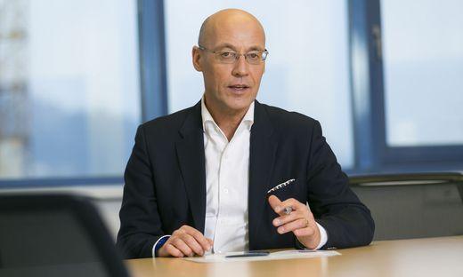 Karl-Heinz Snobe, Chef des AMS Steiermark