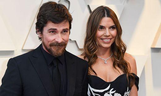 Christian Bale und seine Frau Sibi Blazic