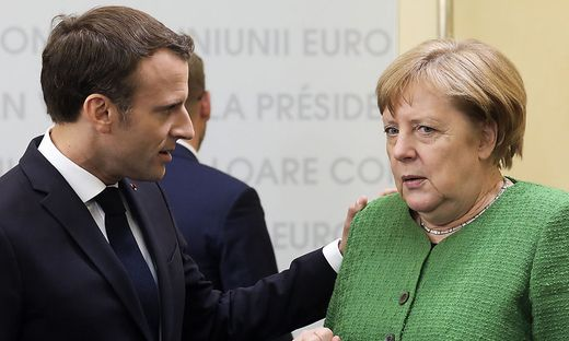 Britischer Premier Johnson trifft Merkel und Macron — EU