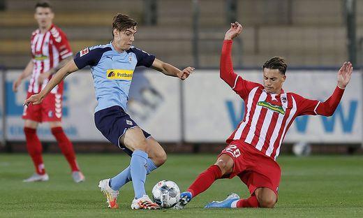 Dämpfer für Gladbach: 0:1 gegen Freiburg