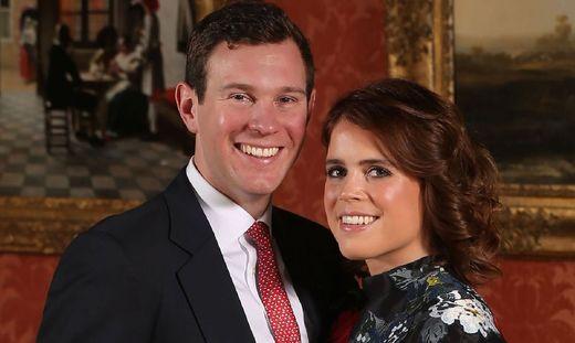 FILES-BRITAIN-ROYALS-WEDDING-EUGENIE
