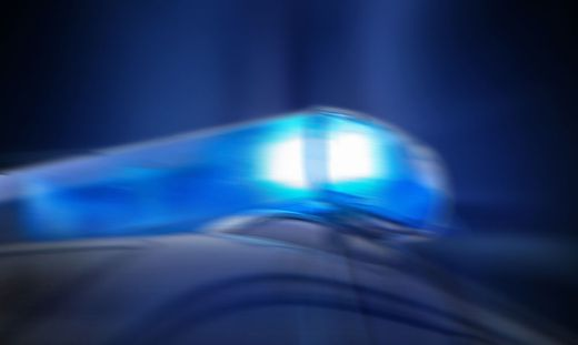 Nächtlicher Einsatz für Polizei und Rettung in Waltendorf