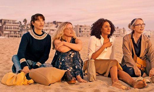 Alexia Landeau, Elisabeth Shue, Sarah Jones und Julie Delpy