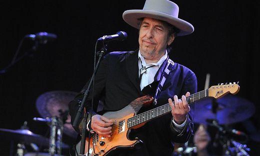 Literaturnobelpreisträger Bob Dylan veröffenlicht im Juni ein neues Album