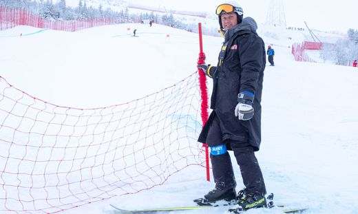 SKI WM 2019 IN ARE: ABFAHRTSTRAINING DER DAMEN: SKAARDAL