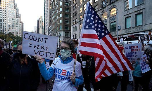 Biden: USA treten Klimaabkommen im Jänner wieder bei