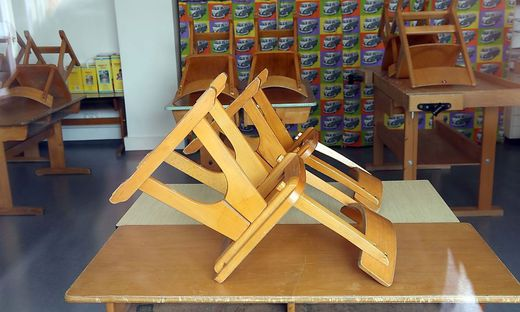 Drei Klassen in der Volksschule Viktring sind verwaist