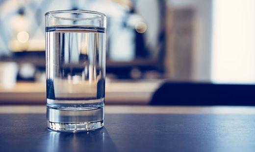 Auch Leitungswasser kann verderben