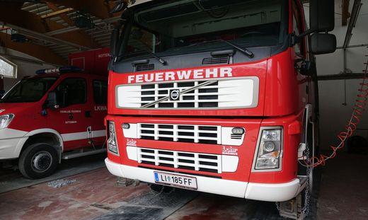 Einsatz für die Feuerwehr Rottenmann in der Nacht auf Sonntag