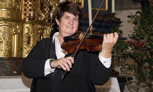 Mehr als eineinhalb Jahrzehnte lang leitete Lore Schrettner die Musikschule Knittelfeld