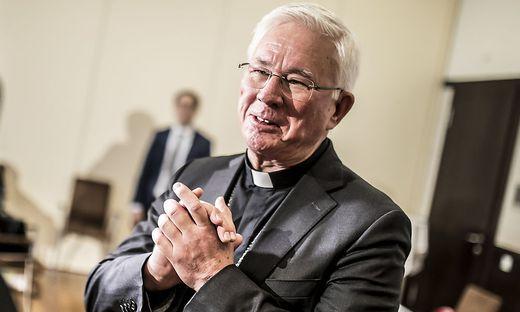 Visitation Bischof Lackner - Klagenfurt Jaenner 2019
