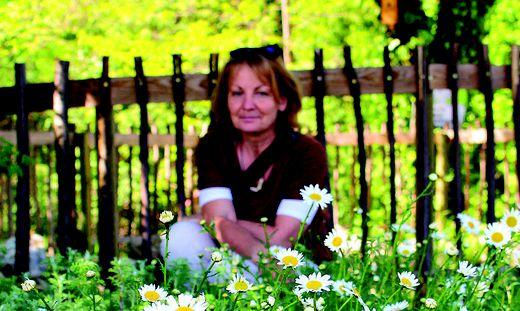 Naturliebhaberin Christine Podlipnig