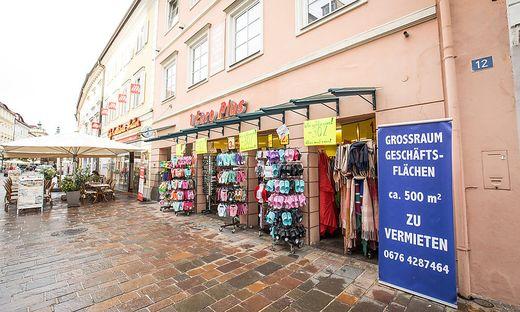 Klagenfurt Geschäfte