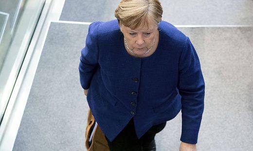 Die Werteunion argumentiert, dass die CDU unter Merkel zu weit nach links gerückt sei