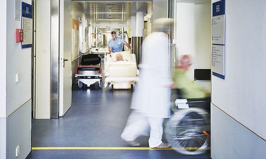 Am Mittwoch wurde ein neuer Coronafall in Kärnten bekannt: Die betroffene Villacherin befindet sich im Krankenhaus (Symbolfoto)