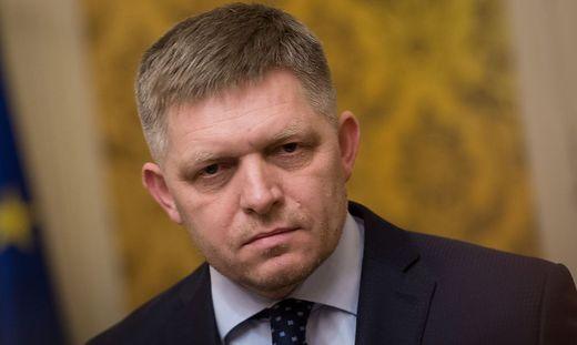 SLOVAKIA-POLITICS-FICO-RESIGNATION