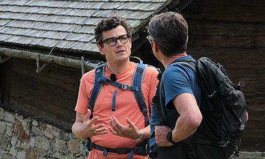 Manuel Rubey im Gespräch mit Andreas Jäger