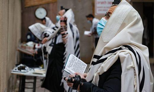 Erneut Maskenpflicht in Israel