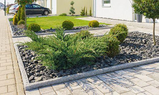 Ein Gartenanteil wertet die Wohnung auf!