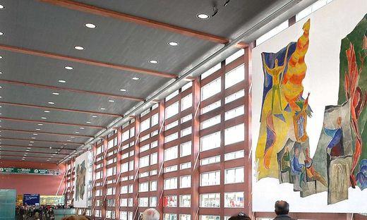 Der Innsbrucker Hauptbahnhof wird zur Waffenverbotszone