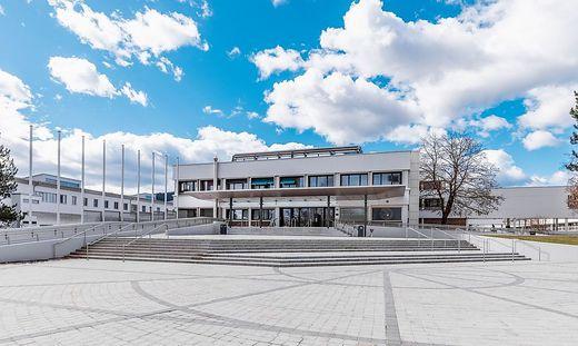 Die Universität Klagenfurt