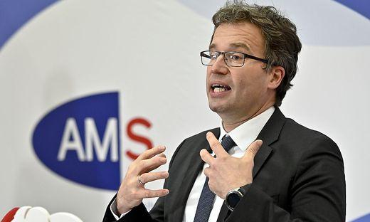 AMS-Vorstand Johannes Kopf