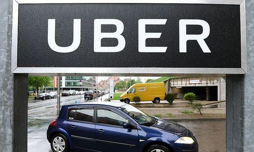 Uber fährt Milliardenverlust ein, Aktie bricht ein