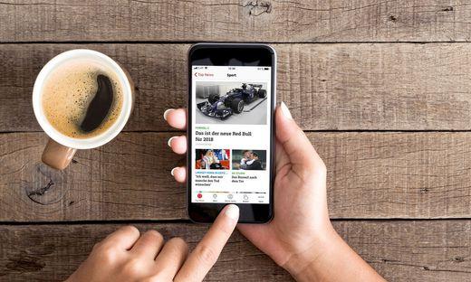 1.918.569 Menschen nutzen die Digitalangebote der Kleinen Zeitung zumindest einmal im Monat.
