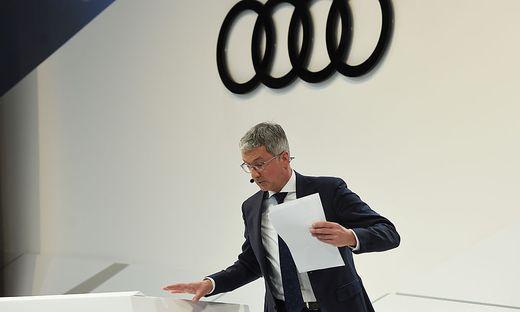 Stadler musste wegen des Dieselskandals Audi verlassen