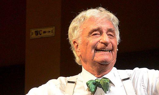 Publikumsliebling Gideon Singer starb im Alter von 88 Jahren