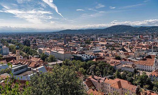 1999 wurde Graz zum Weltkulturerbe