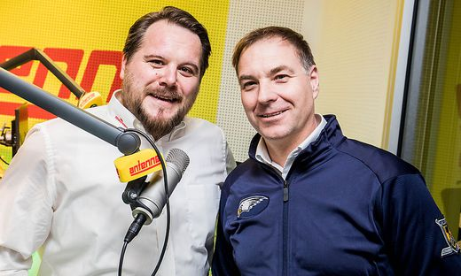 Eishockey Podcast Antenne Studio