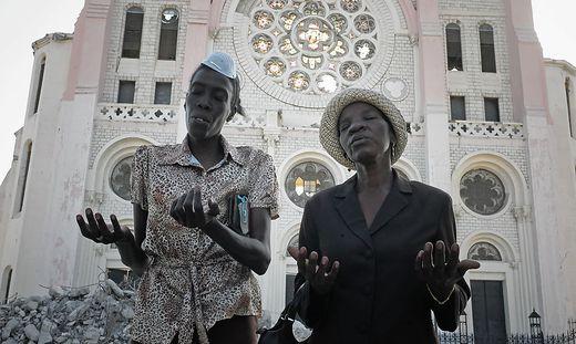 FILES-BRITAIN-CHARITY-OXFAM-PROSTITUTION-HAITI